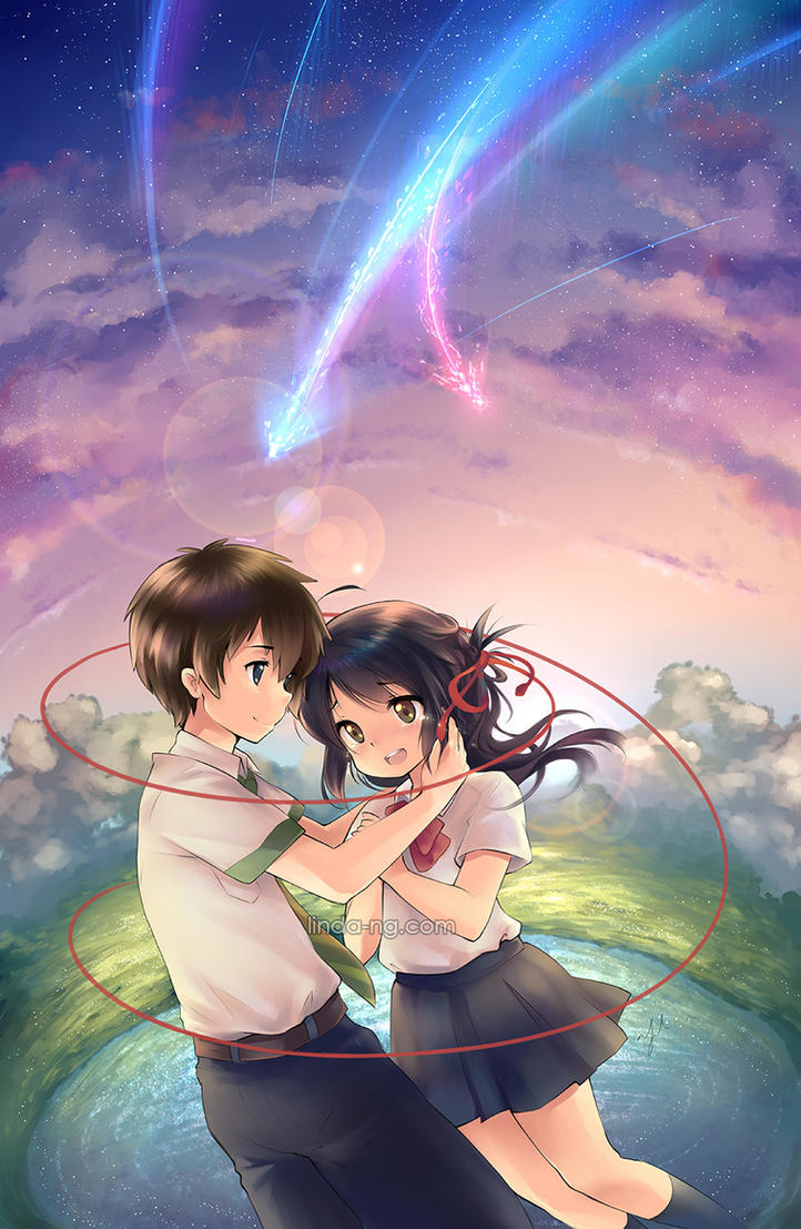 Your Name. by yolichan