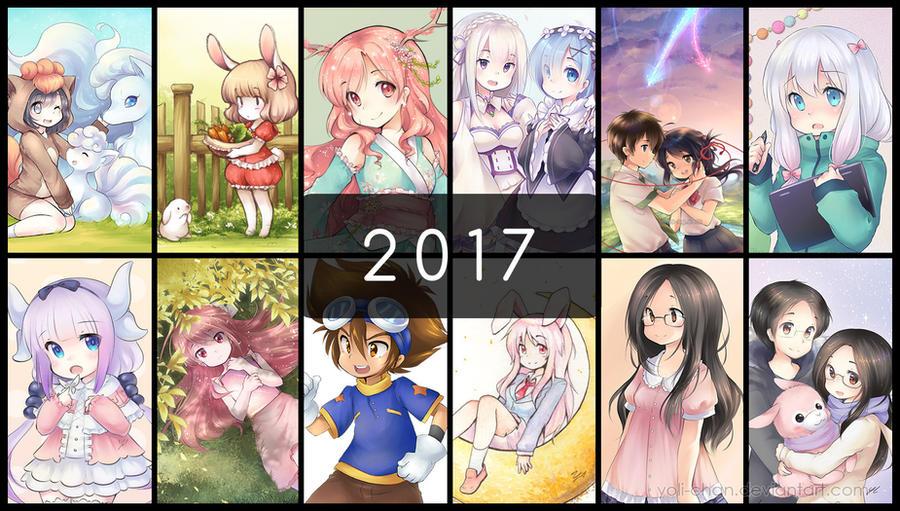 2017 by yolichan