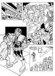Dredd sequential inks