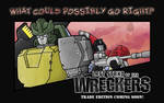 Wreckers trade edition fan ad