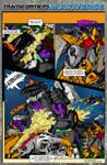 Dinobots Vs. Trypticon
