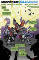 Decepticons, Attack! by hde2009