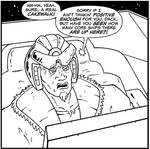 Broken Goddess Athena page 3 preview