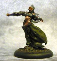 warwitch Siren by Seraphsama
