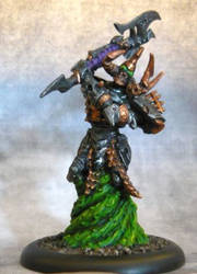Bane Lord Tartarus by Seraphsama