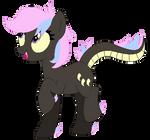 [Closed!] MLP OTA Adopt - Cotton Candy Dragon