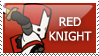 Castle Crashers: Red Knight by PetrifiedMoon