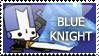 Castle Crashers: Blue Knight by PetrifiedMoon