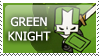 Castle Crashers: Green Knight by PetrifiedMoon