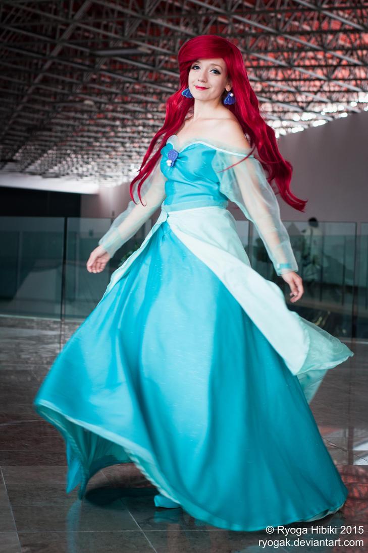 Ariel by Ryogak