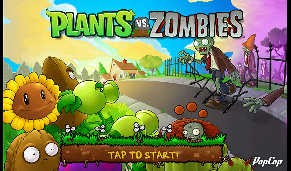 Plants vs zombies by 8ballpoolaz on DeviantArt