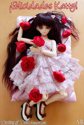 Rosy VIII by Dynamene-Dolls