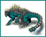 Godzilla Wars - ANGUIRUS