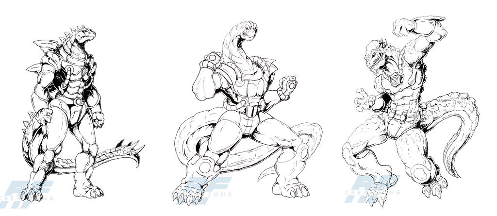 Dinosaucers Part 1 by AlmightyRayzilla