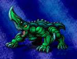 The Last Defense of Terra by AlmightyRayzilla