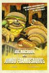 BIG MACODON vs JUMBO FRANKOSAURUS by AlmightyRayzilla