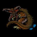 Powered Kaiju - THE URANIUM MONSTER