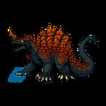 Powered Kaiju - THE SCORCHING MONSTER
