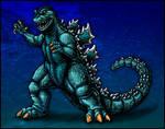Megaton Godzilla