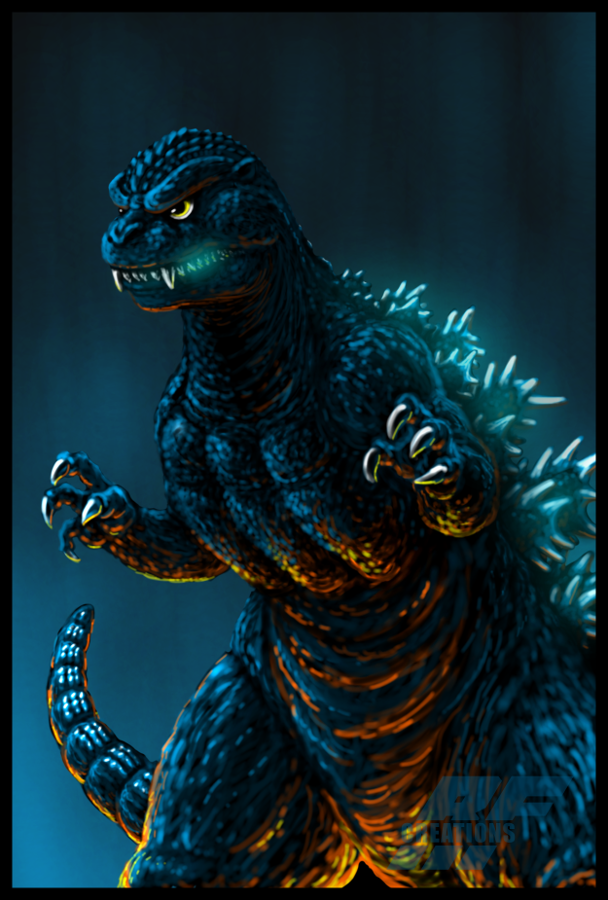 Godzilla 1984 by AlmightyRayzilla on DeviantArt