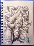 Graytone GMK Godzilla