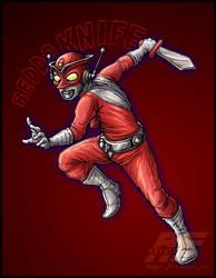 Reddo Knife by AlmightyRayzilla
