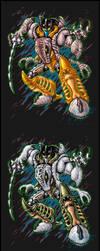 Maximal Raptors by AlmightyRayzilla
