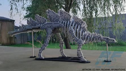 Stegosaurus perlus