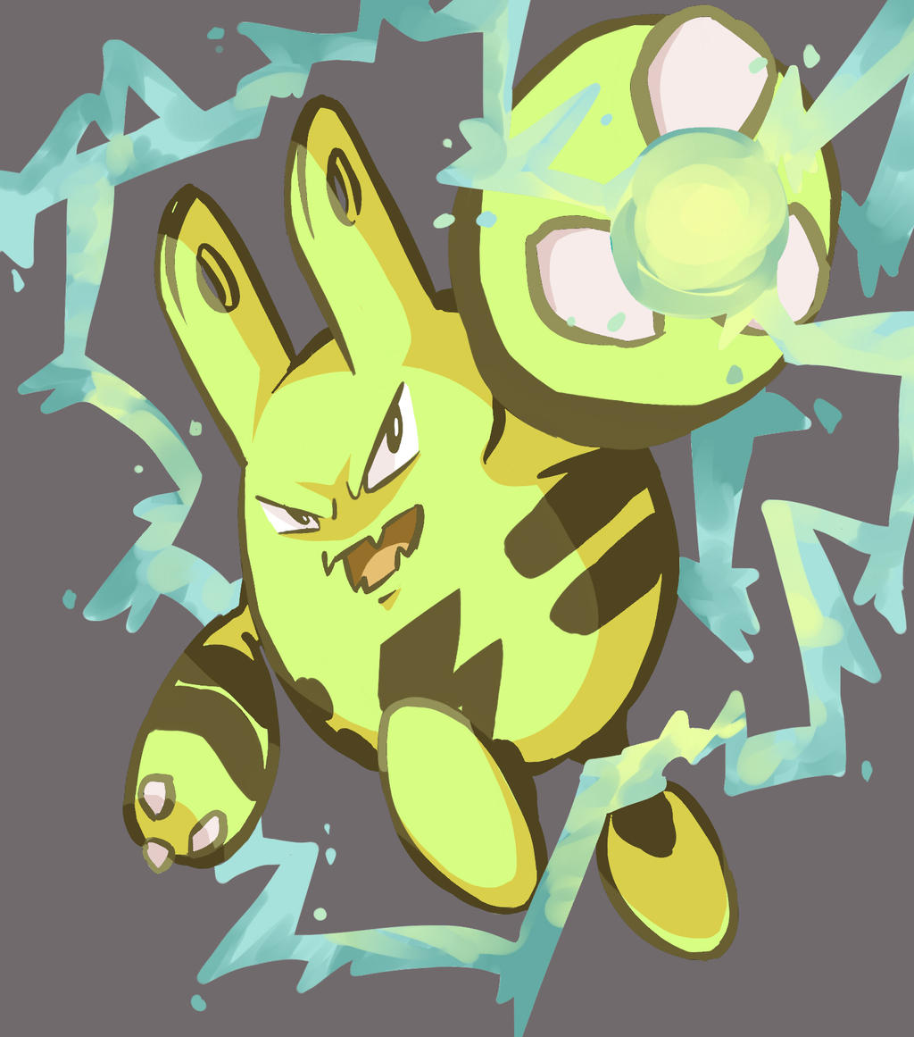 [Login]Pokemon-Guardians of Heracross and Pinsir Kingdom Elekid_by_gnagnaparadeproject-d5zkvy1