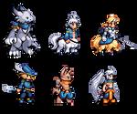 RPG Characters 1