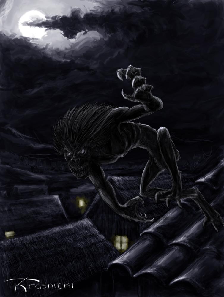 Strix - Strzyga