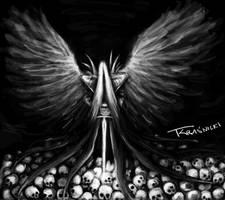 Guard Angel... by Gwallchmai