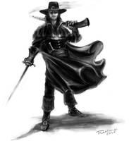 Fast Sketch 1 by Gwallchmai
