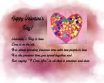 Rosie Crafts Show Your Heart Poem by rosiecrafts