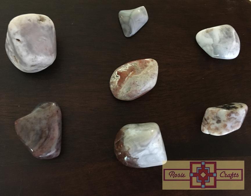 Nova Scotia Agate Precious Stones by rosiecrafts