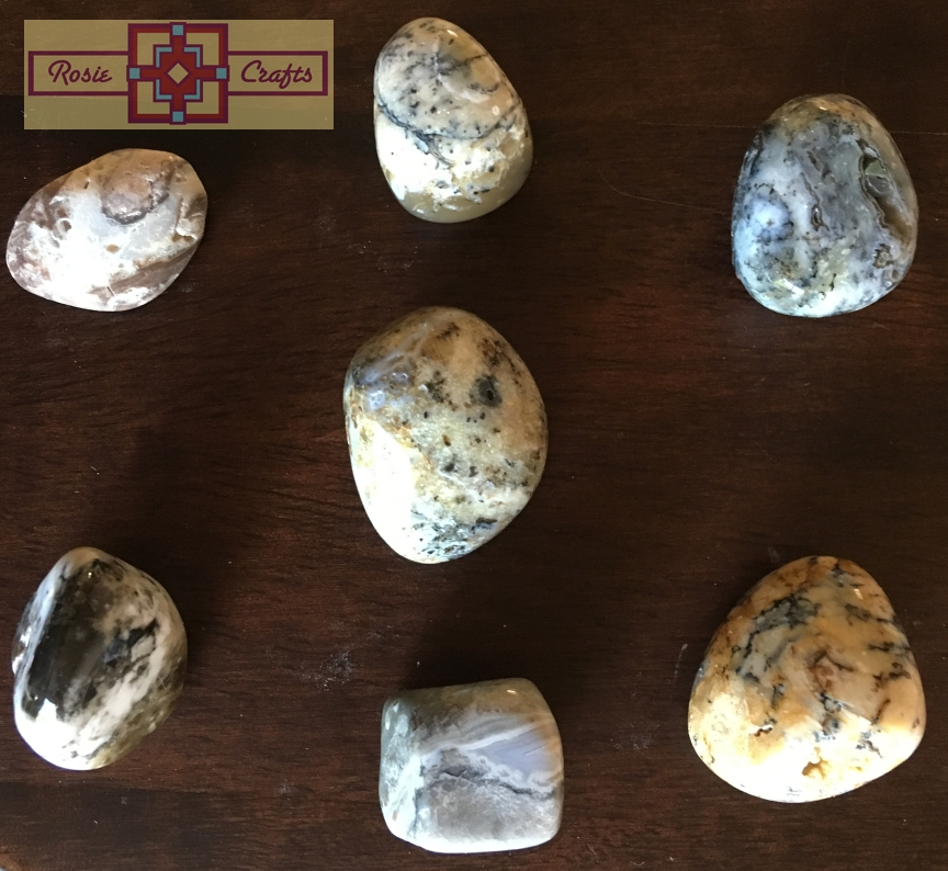 Artisan Tribes Tumbled Agate by rosiecrafts