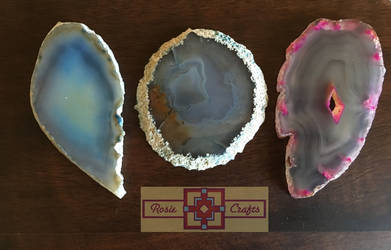 Artisan Tribes Agate by rosiecrafts