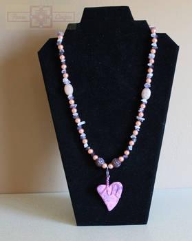 Rosie Crafts Sweet Love Necklace