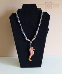 Rosie Crafts Seahorse Necklace
