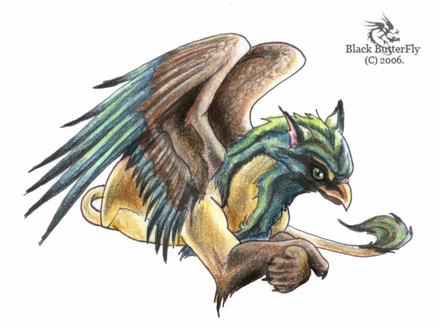 Opinicus by Devilsinc53
