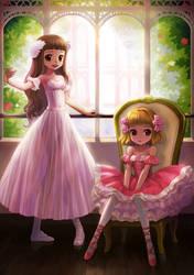 ballerina by chalii