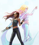 x-23 and emma