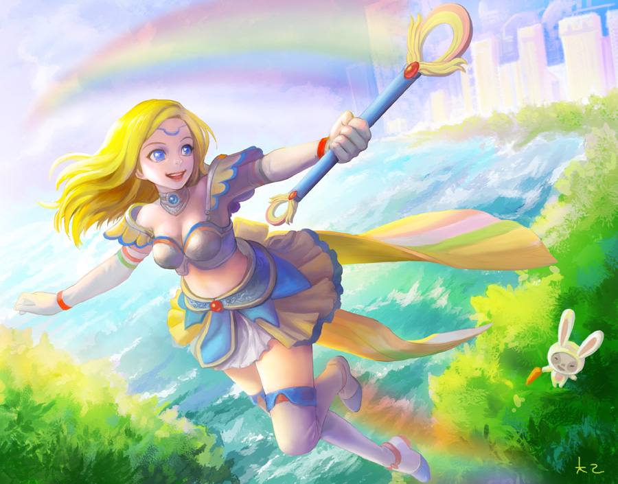 Rainbow Lux by chalii