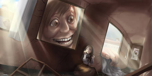 Attack On Titan by chalii