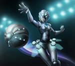 Cyborg Orianna