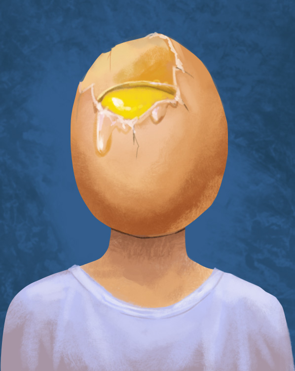 Headache by chalii