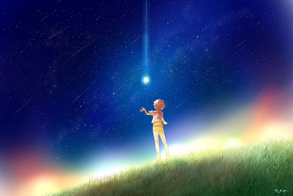 Stargazer by chalii