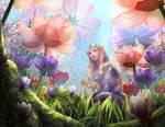 Wonderland by chalii