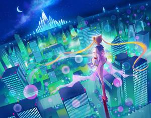 SailorMoon the Pretty Guardian