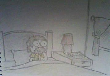 Crazy Dave's Dream/Nightmare by CrazyPlantMae